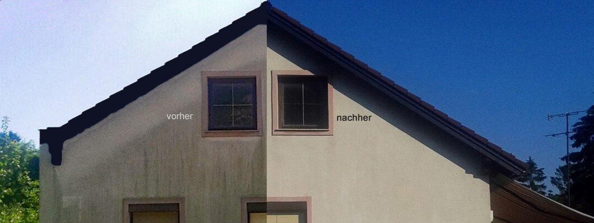 Permalink zu:Fassadenreinigung